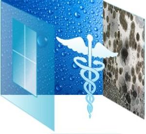Humidité chambre santé
