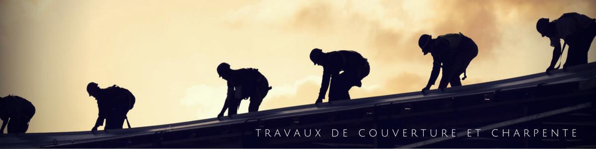 travaux de couverture et charpente à Quimper et Finistère