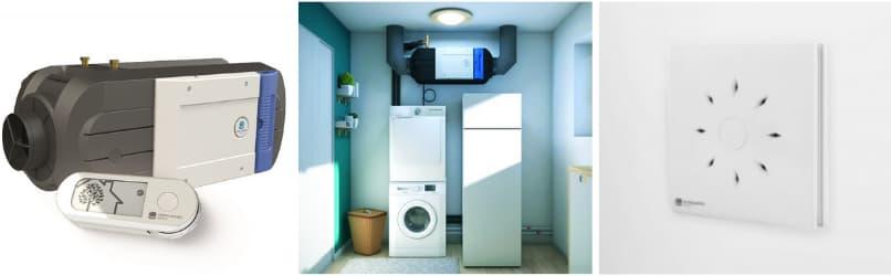Système de ventilation mécanique Purevent - Visionair - télécommande et capteur humidité