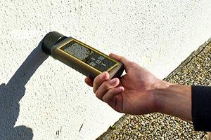 HUMIDIMÈTRE POUR MATÉRIAUX Appareil de mesure manuel professionnel destiné à la mesure non destructive et rapide de l'humidité de profondeur